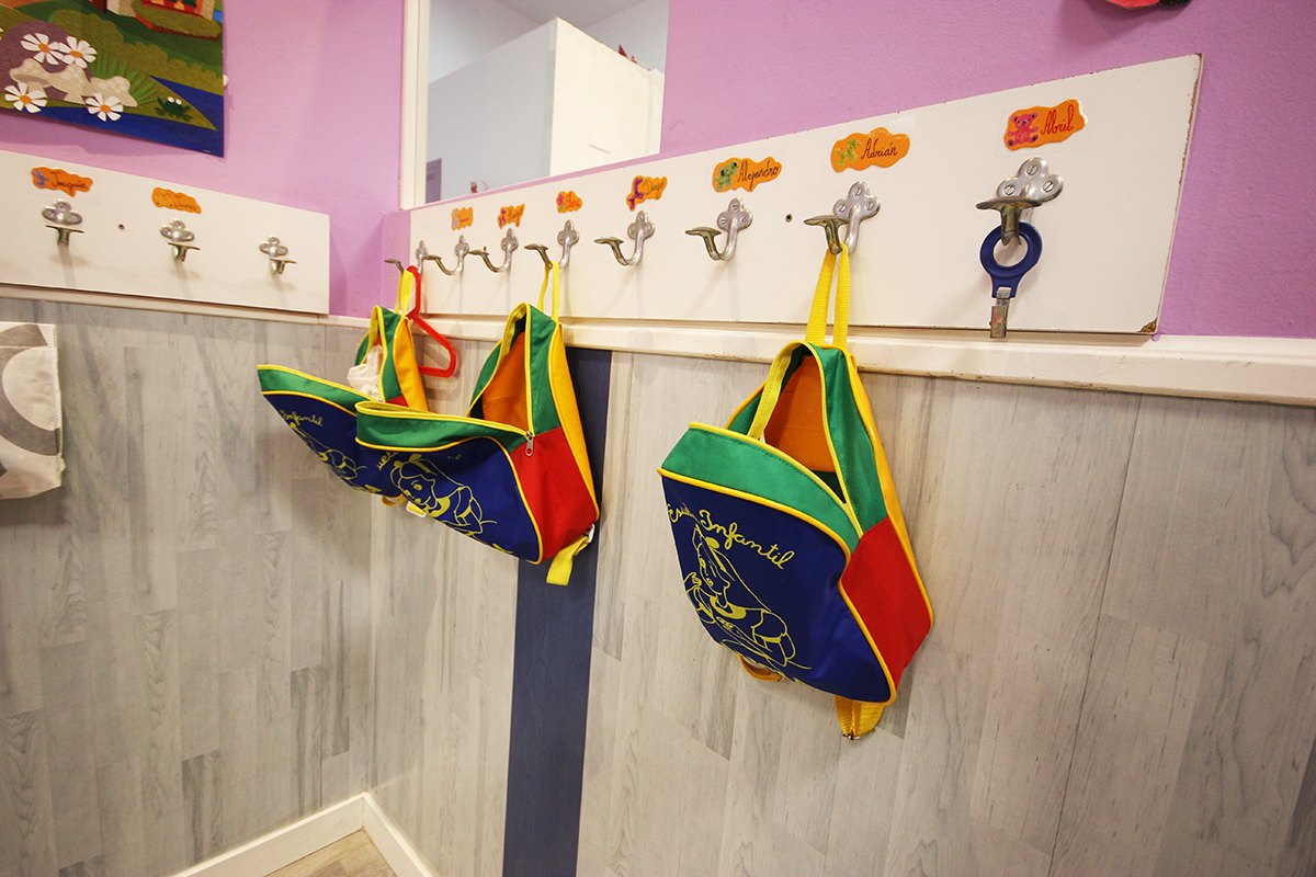 centro educacion infantil ferraz madrid