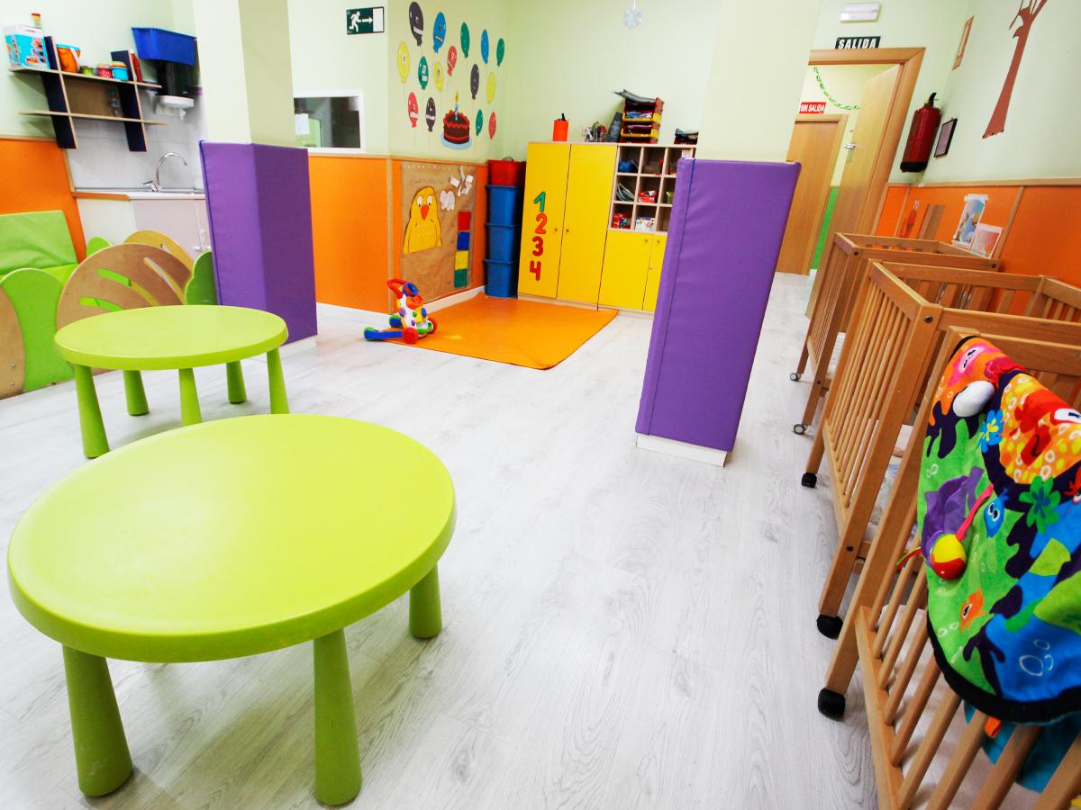 escuela infantil alicia madrid